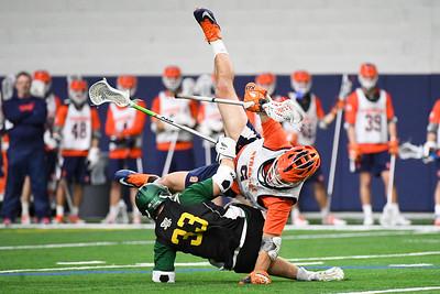NCAA MLax (Scrim): Vermont at SU; 1/21/18