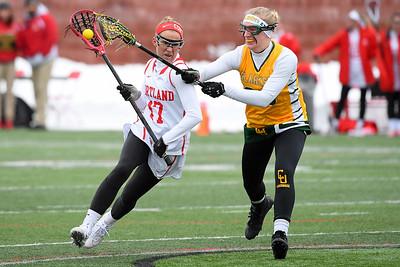 NCAA WLax: Clarkson at Cortland; 3/3/18