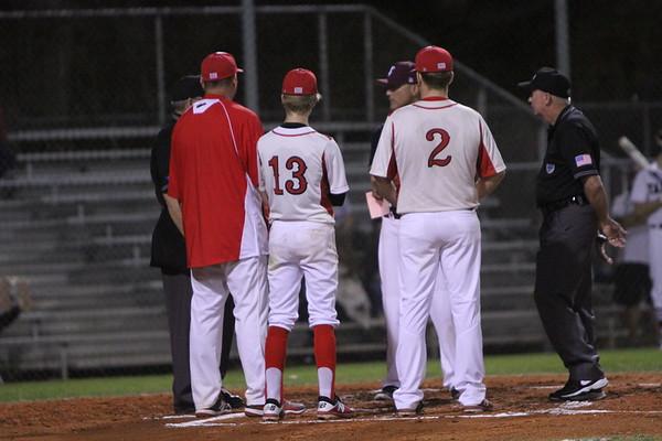 NE Baseball vs Tarpon Springs 2-23-18