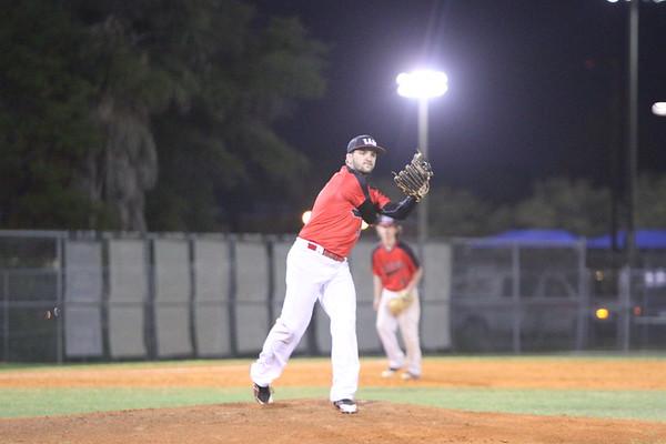 NE vs Milton Baseball 3-8-18