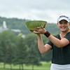 Champion Bailey Shoemaker (Seven Oaks GC) hosting the Betty Deeley Cup