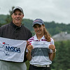Emily Gresham (NYSGA eClub - Southern Tier) made a hole-in-one on the second hole during the opening round