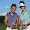Samantha & Amanda Gaffney (Brookfield CC) - 2018 NYS Women's Amateur Four-Ball Champions