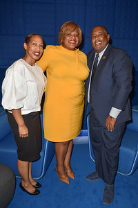 WASHINGTON, DC - SEPTEMBER 12: National Action Network's Annual Action and Authority Reception as part of Congressional Black Caucus at the Xfinity Studio on Wednesday,  September 12, 2018, in Washington DC, USA. (Photo by Aaron J. / RedCarpetImages.net for NAN)