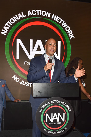 2018 National Action Network Action and Authority Reception
