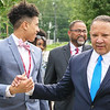 COLUMBUS, OH AUGUST 01, 2018-  National Urban League State of the Urban League Address and official kickoff of the convention at the First Church of God Wednesday, August 01, 2018 in Columbus, Ohio. (Photo by Mikki K. Harris)