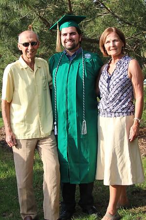 Proud Grandma and Grandpa