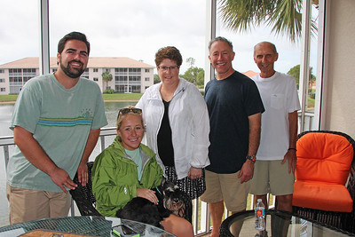 Matt, Emily, Susan, Greg and John...