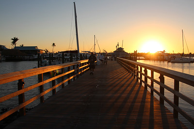 Early Morning at the dock...