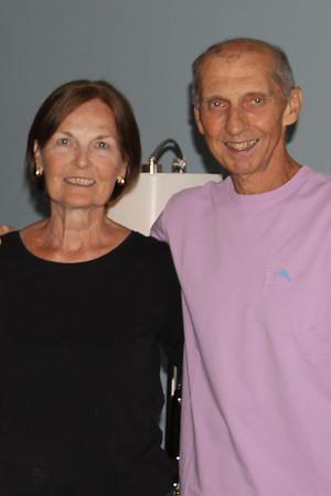 Sue and John...