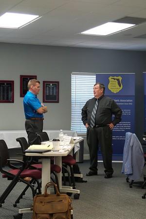 2018 New Police Chiefs Training