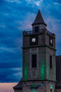 Table Rock Center Clock Tower