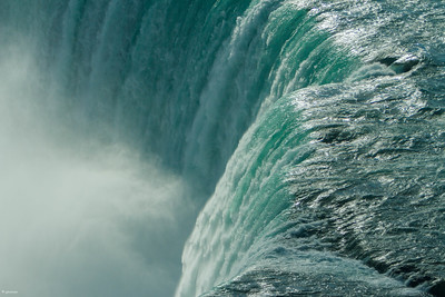 On the Edge - Niagara Falls