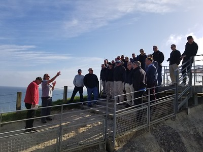 2018 Normandy/D-Day Leadership Experience