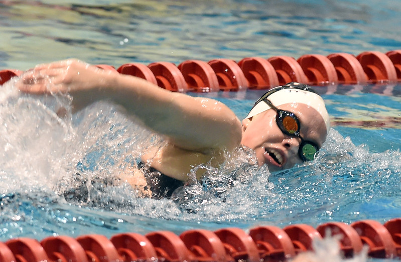 Northern Conference Championships Swim
