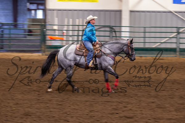 Sunday Tie-down and Break-away Roping