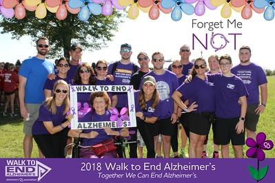 2018 Norwalk Walk to End Alzheimer's
