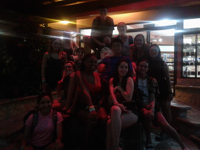 2018 Costa Rica: Sea Turtle Conservation Session 2