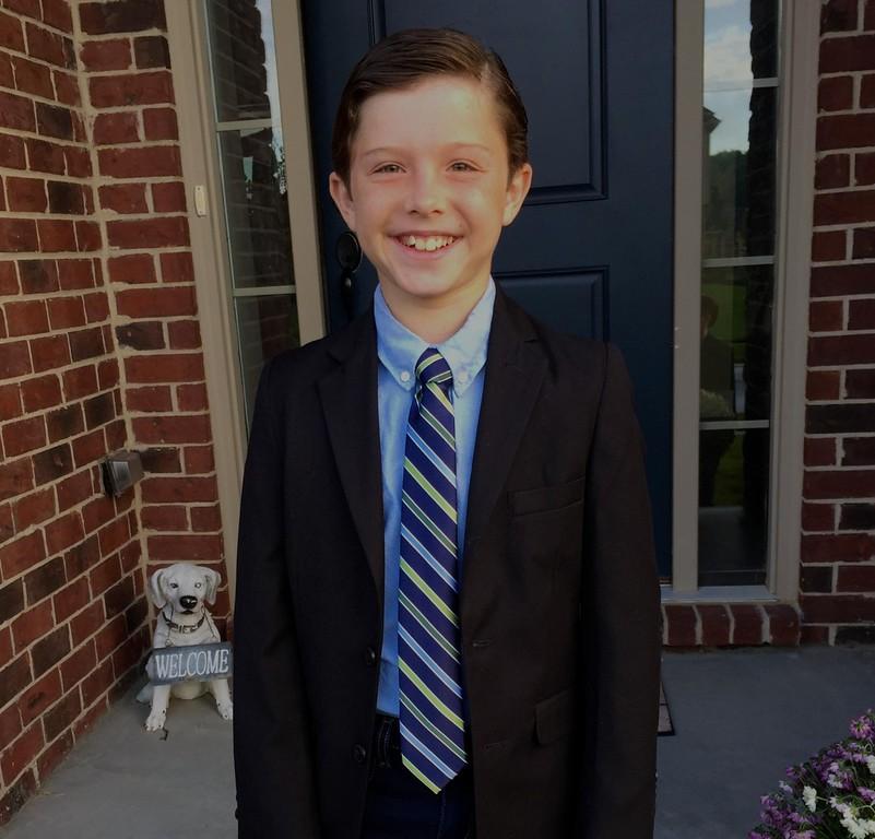 . Matthew Devaney, Commerce Elementary School