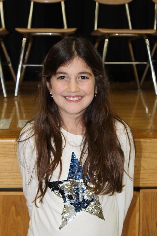 . Jennah Alaouie, West Maple Elementary School