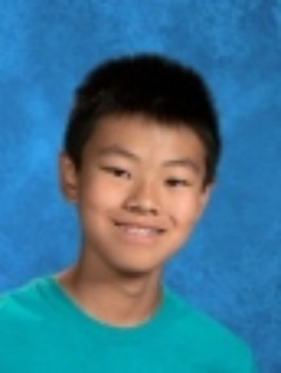 . Ryan Feng, Avondale Middle School
