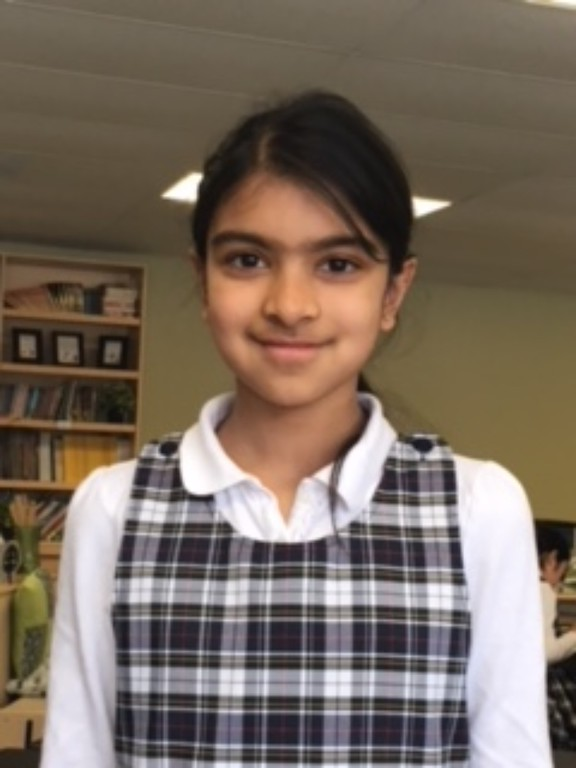 . Yashieta Somani, Brookfield Academy - Rochester Hills