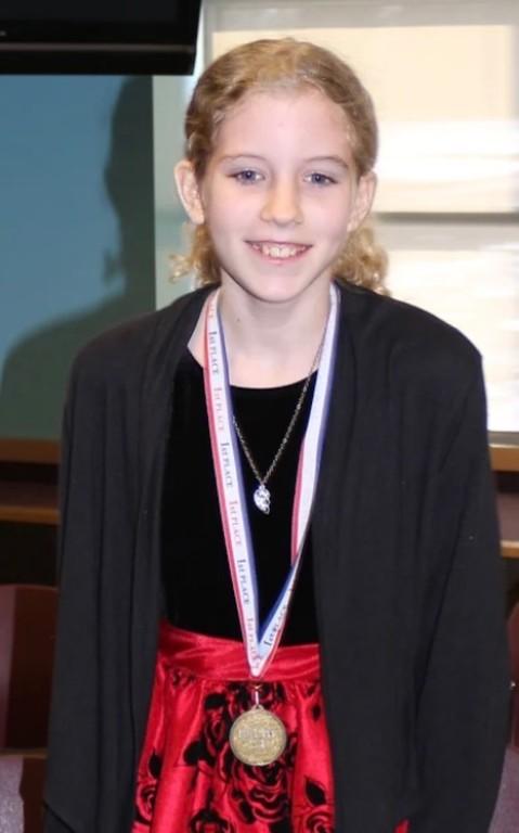 . Abigail McLoone, Holly Elementary School