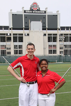 2018 Drum Major Tryouts