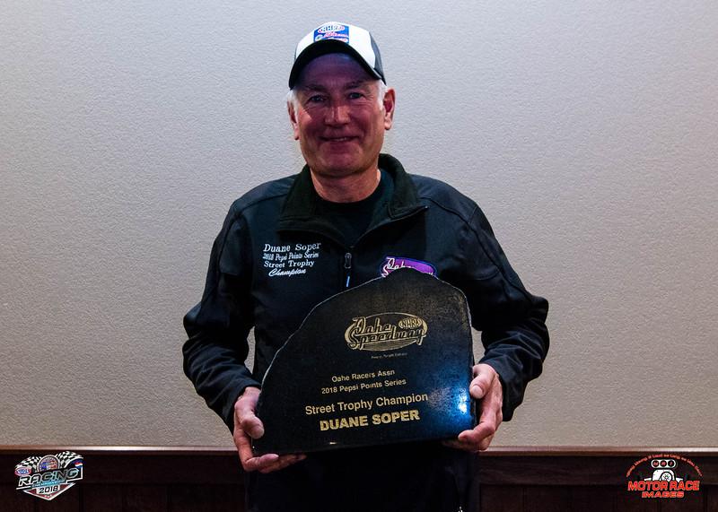 Duane Soper, Pepsi Street Trophy Champion