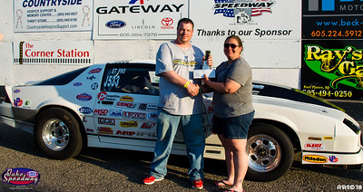 Derek Johnson, Cheyenne, WY - R/U - Watty's Garage Pro ET