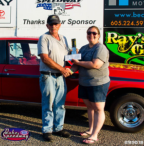 David Blatny, Carson, IA - Winner - Fearless Grain Marketing Sportsman