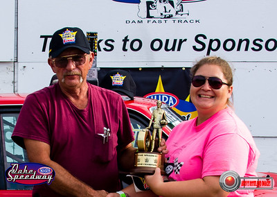 David Blatny, Carson, IA - 2018 Summit Racing Equipment King of the Track