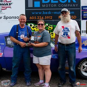 David Rae, Gillette, WY- R/U - Dale's Repair Super Pro Pepsi Points Race #10