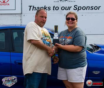 Curt Humann, Pierre, SD- R/U - Fearless Grain Marketing Sportsman Pepsi Points Race #10
