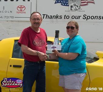 Jay Tjeeerdsma, Springfield, SD - Winner - Watty's Garage Pro ET
