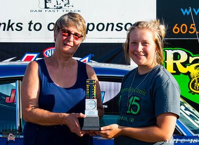 Hayley DePoy, Lantry, SD - R.U - Trophy Shiootout