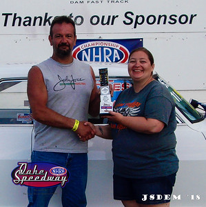 Jon Dallman, Aberdeen, SD - Winner- Trophy Shootout