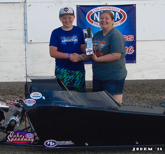 Tommy Stickelmyer, Aberdeen, SD - Winner - Junior Shootout