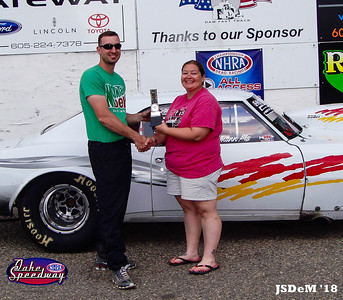 Dustin Buchmann, Beulah, ND - Runner Up - Dale's Repair Super Pro Pepsi Points Race #4