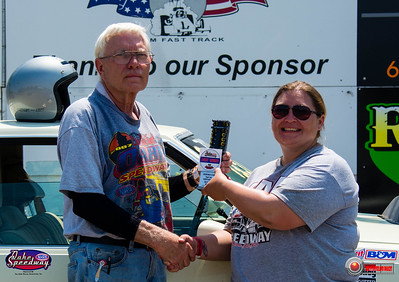 Doug Ripley, Pierre, SD - Winner - Fearless Grain Sportsman Pepsi Points Race #5