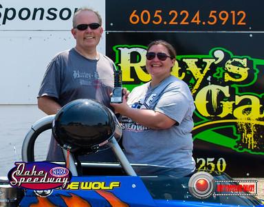 Joe Wolf, Pierre, SD - R/U - Dale's Repair Super Pro Pepsi Points Race #5