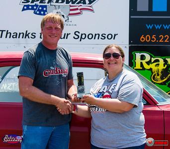 Doug Hooth , Huron, SD - R/U - Fearless Grain Marketing Sportsman Pepsi Points Race #5
