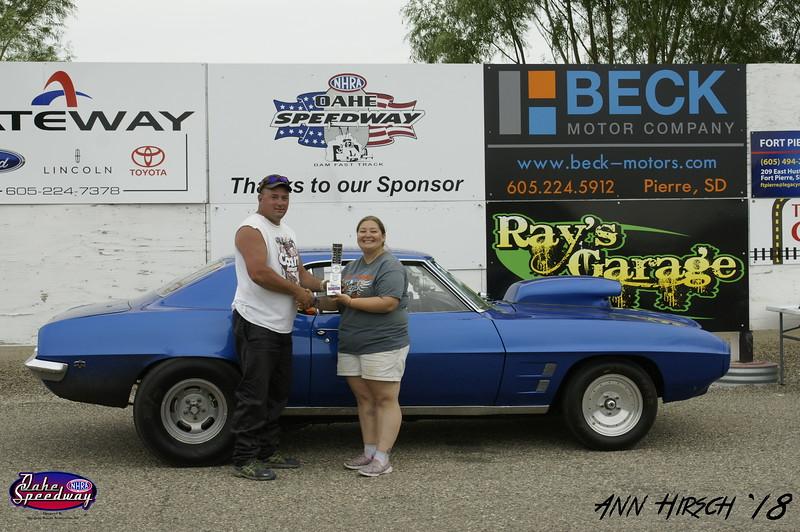 Jamey Gloe, Watertown, SD - Winner - Box/NoBox Shootout