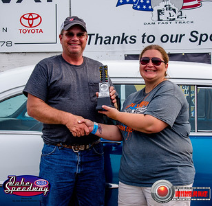 Kevin Bach, Watertown, SD - R/U - Oahe Speedway Box/No Box Shootout