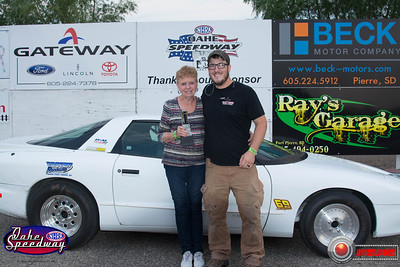 Mary O'Connor, Fort Pierre, SD - R/U - Trophy Shootout