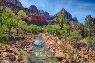 DA054,DT,Zion National Park, Utah
