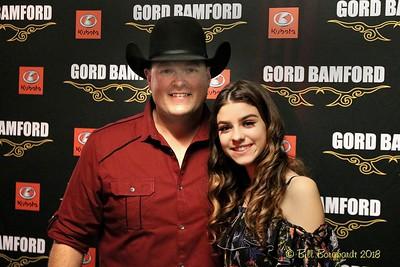 Gord & Hailey Benedict - Gord Bamford - Cook 2018 012