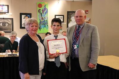 Owen Berry | Eighth Grade | Williamsport Area Middle School