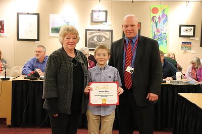 Waylon Edler | Third Grade | Hepburn-Lycoming Primary School