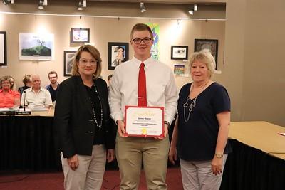 LJ Boone | 12th Grade | WAHS